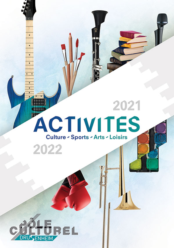 Brochure activités 2021-2022