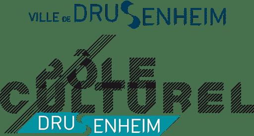 Logo Pôle Culturel de Drusenheim